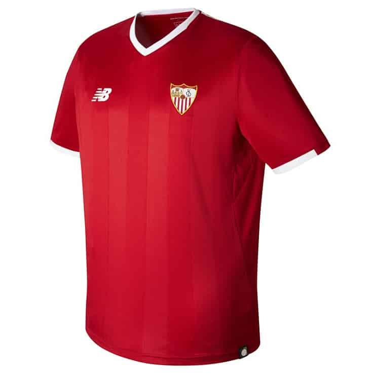Maillot Domicile Sevilla FC Tenue de match