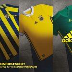 Fenerbahçe dévoile ses maillots pour la saison 2017-2018
