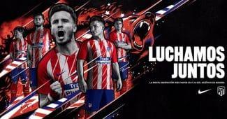 Image de l'article Les maillots Nike de l'Atletico Madrid pour la saison 2017-2018
