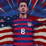 Nike dévoile un maillot spécial pour les États-Unis pour la Gold Cup 2017