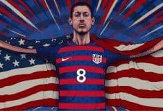 Image de l'article Nike dévoile un maillot spécial pour les États-Unis pour la Gold Cup 2017