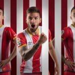 Les autres maillots 2017-2018 en Espagne
