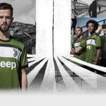 Les maillots de la Juventus Turin pour 2017/2018 par adidas