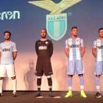 Les maillots de la Lazio Rome pour 2017-2018