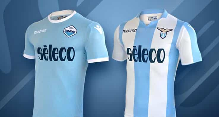 ensemble de foot Lazio de foot
