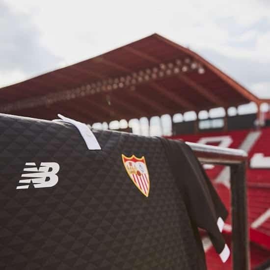 Maillot Domicile Sevilla FC 2018