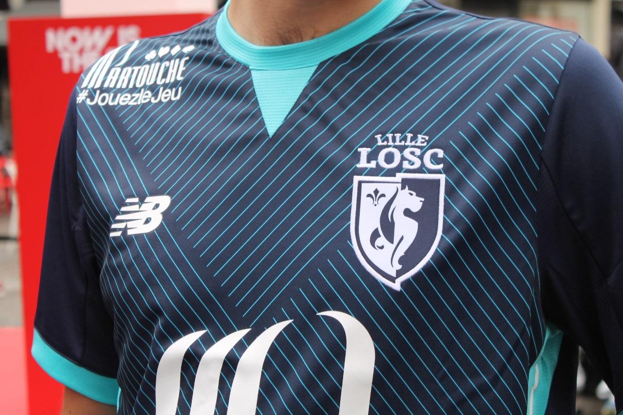 Maillot LOSC 2018