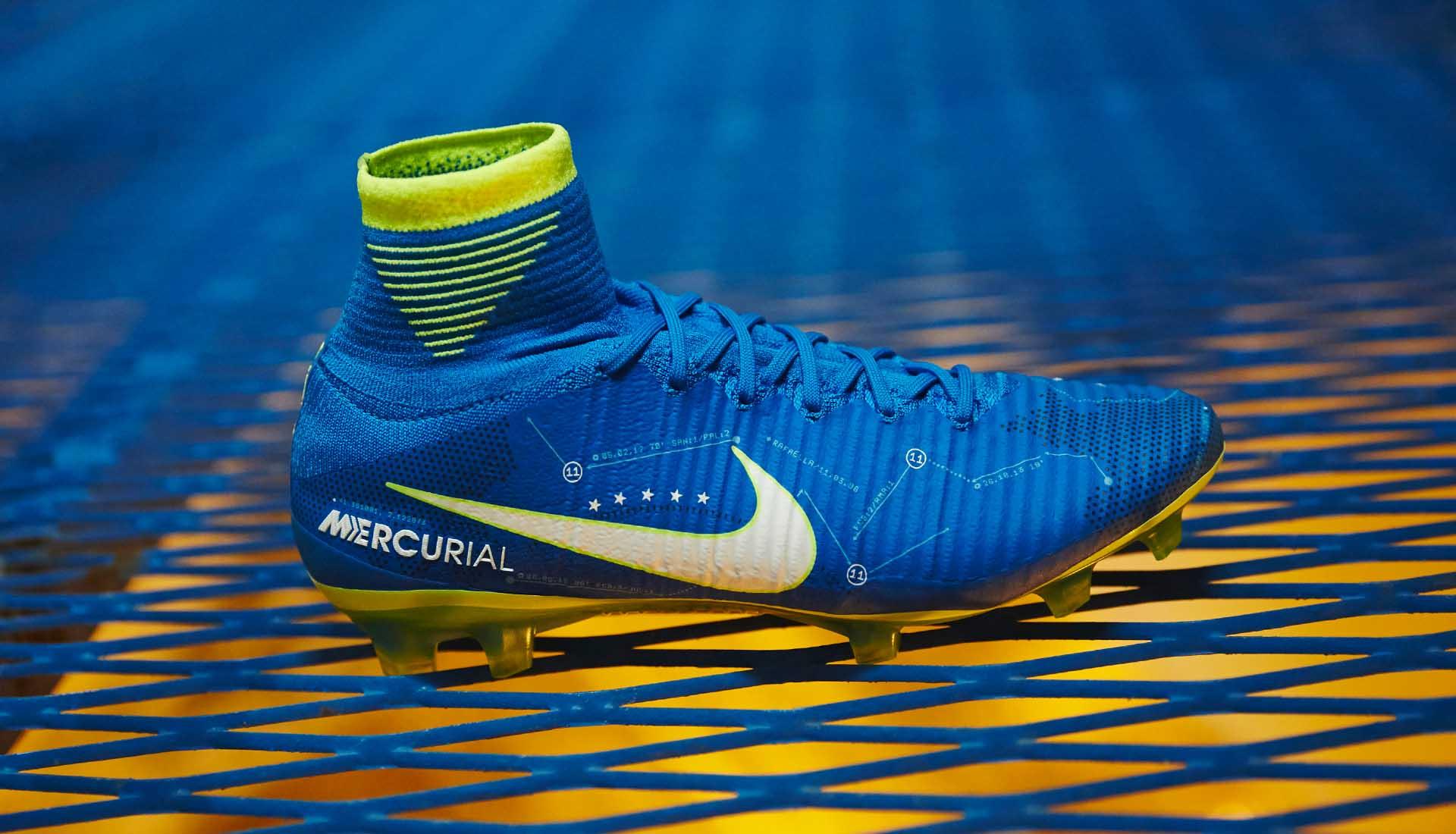 Stars Mercurial In La Focus Collection Nike Sur The Written Neymar W2EYHI9D