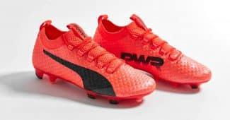 Image de l'article Un coloris «Corail» pour la Puma evoPOWER Vigor 3D