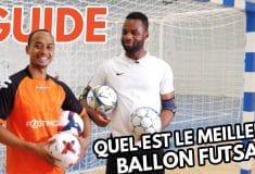 Image de l'article Quel est le meilleur ballon de futsal ?