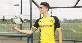 Image de l'article Puma dévoile le maillot du Borussia Dortmund pour la Ligue des champions 2017/2018