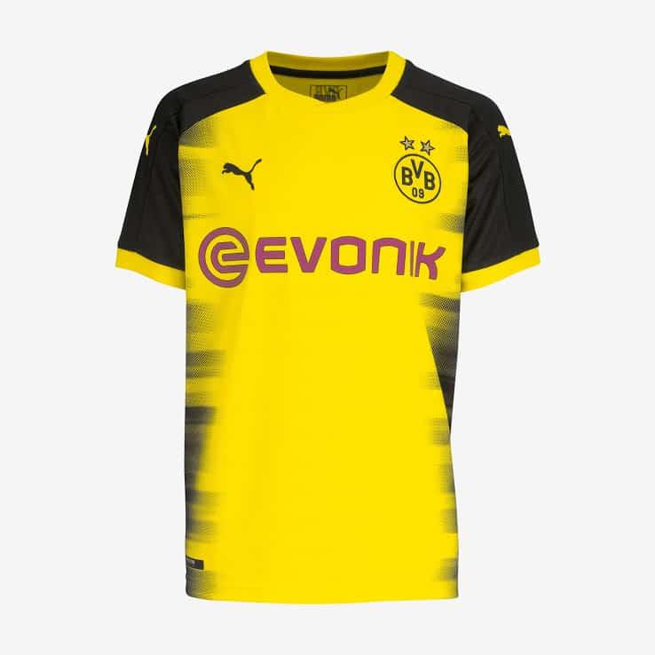 tenue de foot Borussia Dortmund de foot