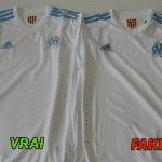 Comment différencier les maillots de foot fakes et les vrais maillots ?