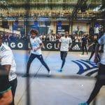 adidas met en scène des jeunes de la Tango League avec Zidane!