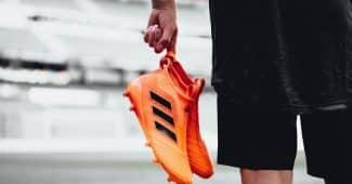 Image de l'article adidas Football lance un nouveau pack Pyro Storm