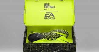 Image de l'article Nike et EA Sports collaborent pour un coloris « Fifa 18 » de l'Hypervenom 3