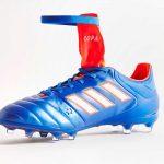 Un nouveau coloris bleu-rouge pour l'adidas Copa Gloro 17