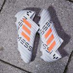 Un nouveau coloris signature pour les chaussures de Lionel Messi!