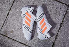 Image de l'article Un nouveau coloris signature pour les chaussures de Lionel Messi!