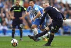 Image de l'article Rooney en Nike T90 Laser II – Retour vers le futur