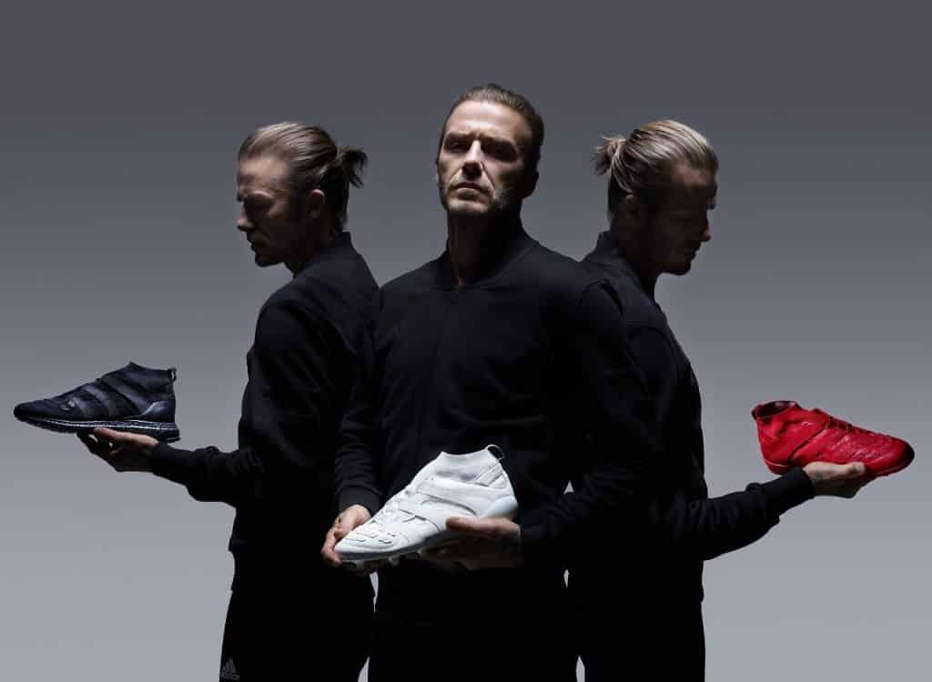 David Beckham animera un workshop créatif pour adidas le 6