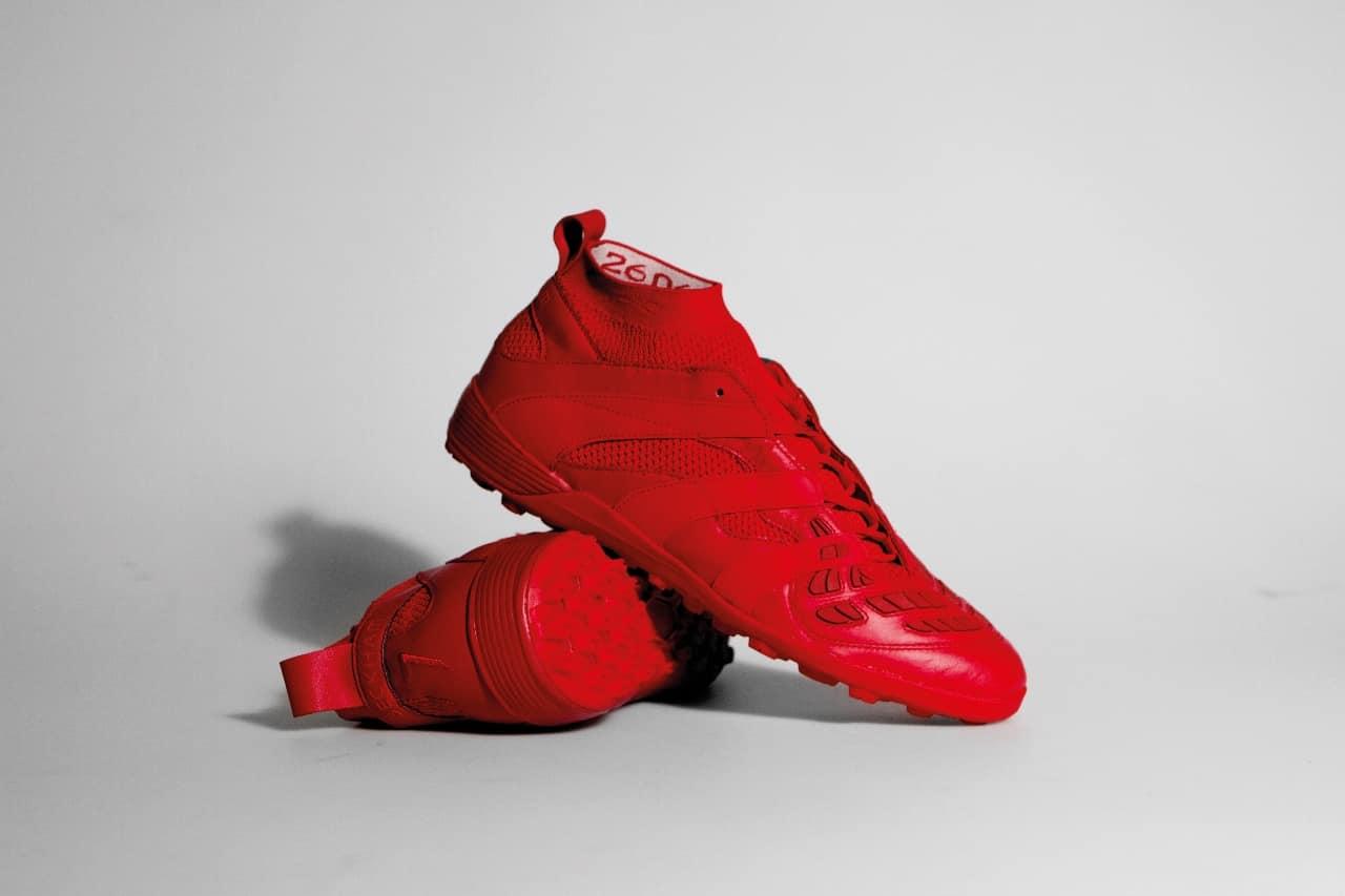 Une Capsule Adidas David Beckham Accelerator Et Dévoilent Predator 80wPkOXn