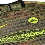 Nike a lancé le haut Aeroswift Hypervenom x EA Sports