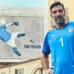 Puma dévoile les nouveaux maillots de l'Italie