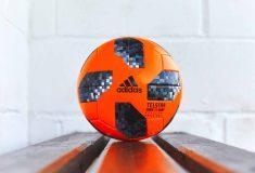 Image de l'article adidas dévoile la version hivernale du ballon Telstar 18