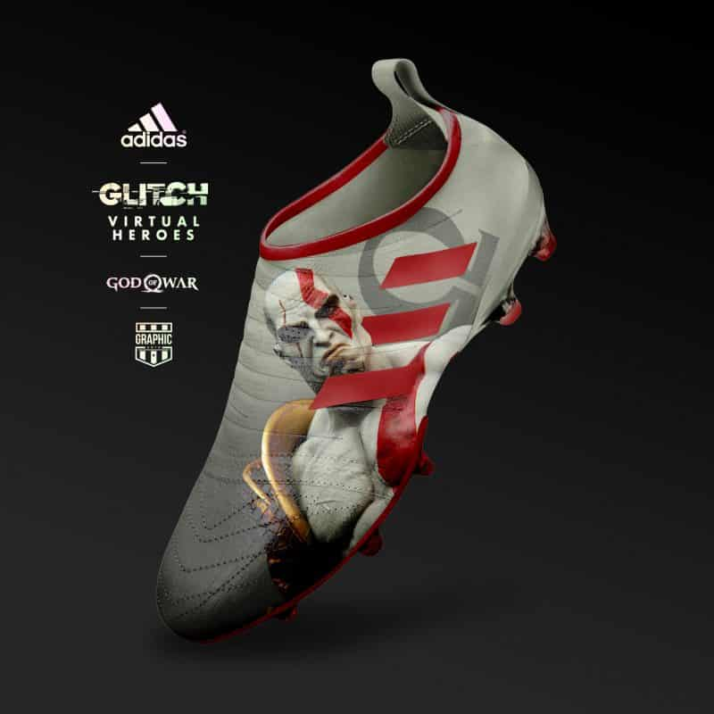 chaussure-adidas-football-glitch-heroes-god-of-war