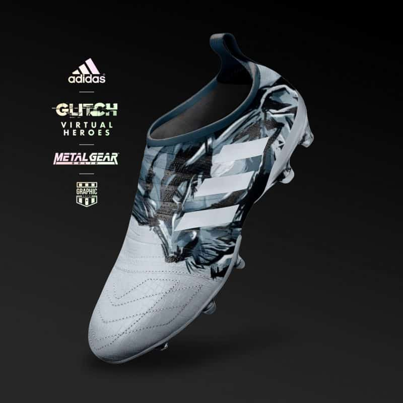 chaussure-adidas-football-glitch-heroes-metalgear