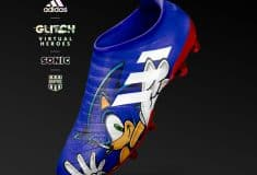 Image de l'article Graphic UNTD créé des adidas GLITCH Virtual Heroes
