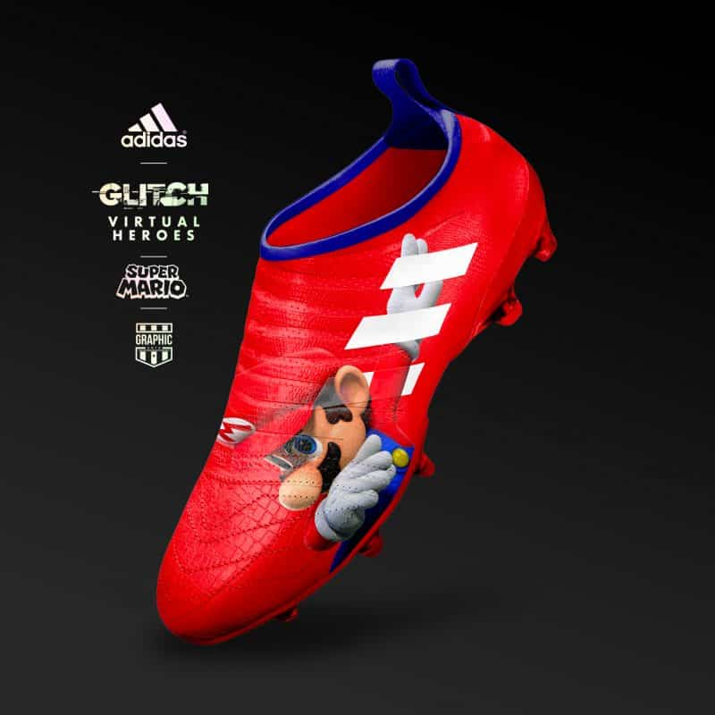 chaussure-adidas-football-glitch-heroes-super-mario