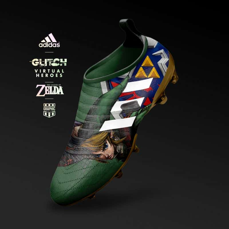 newest price reduced best online Graphic UNTD créé des adidas GLITCH Virtual Heroes