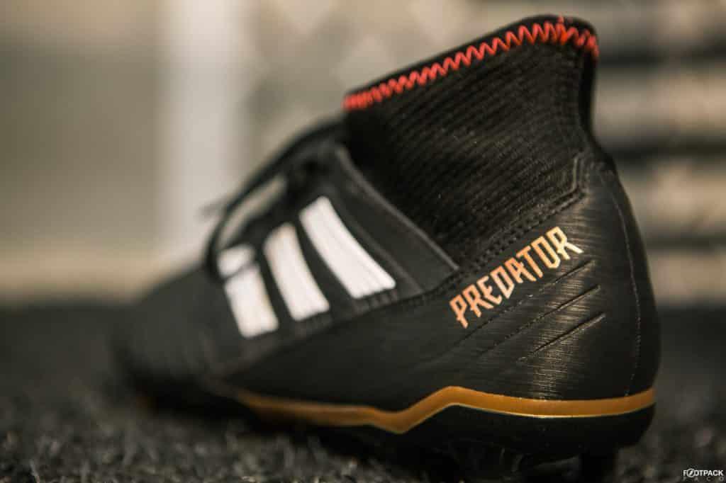 Vous l'aurez compris, cette Predator 18 est une version bien plus moderne que la paire d'origine. D'ailleurs, malgré des similitudes avec les anciennes ACE ...