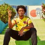 adidas dévoile les maillots de la Colombie pour la Coupe du Monde 2018