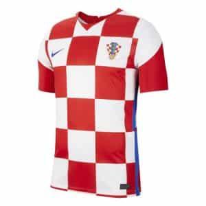 Maillot Domicile du Croatie