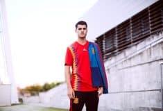Image de l'article L'Espagne présente ses nouveaux maillots pour la Coupe du Monde 2018