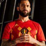 La Belgique présente ses maillots pour la Coupe du Monde 2018