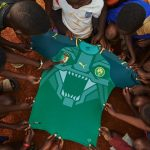 Les nouveaux maillots du Cameroun par Puma