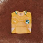 Puma dévoile les nouveaux maillots de la Côte d'Ivoire