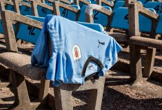 Image de l'article Fin de l'histoire, l'Uruguay peut conserver ses 4 étoiles sur son blason