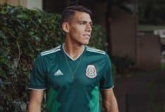 Image de l'article Les maillots du Mexique et les chaussures des 23 joueurs pour la Coupe du Monde 2018