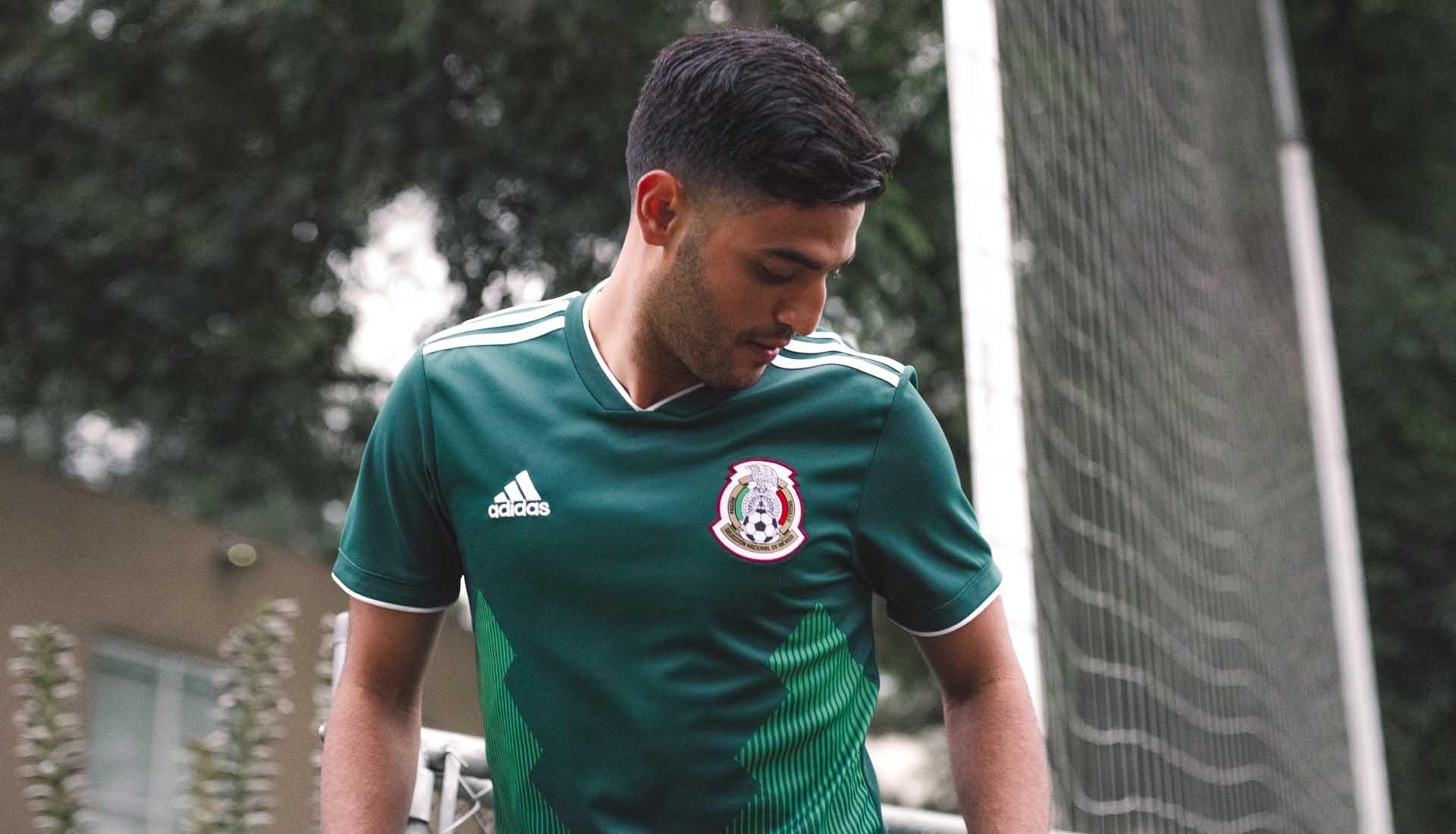 maillot mexique 2018 adidas