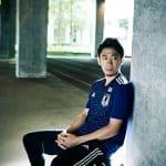 adidas et le Japon présentent les maillots pour la Coupe du Monde 2018