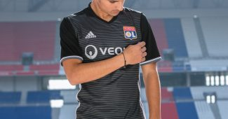 Image de l'article L'Olympique Lyonnais dévoile son nouveau maillot third!