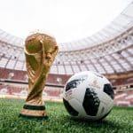 adidas dévoile le ballon officiel de la Coupe du Monde 2018 en Russie!