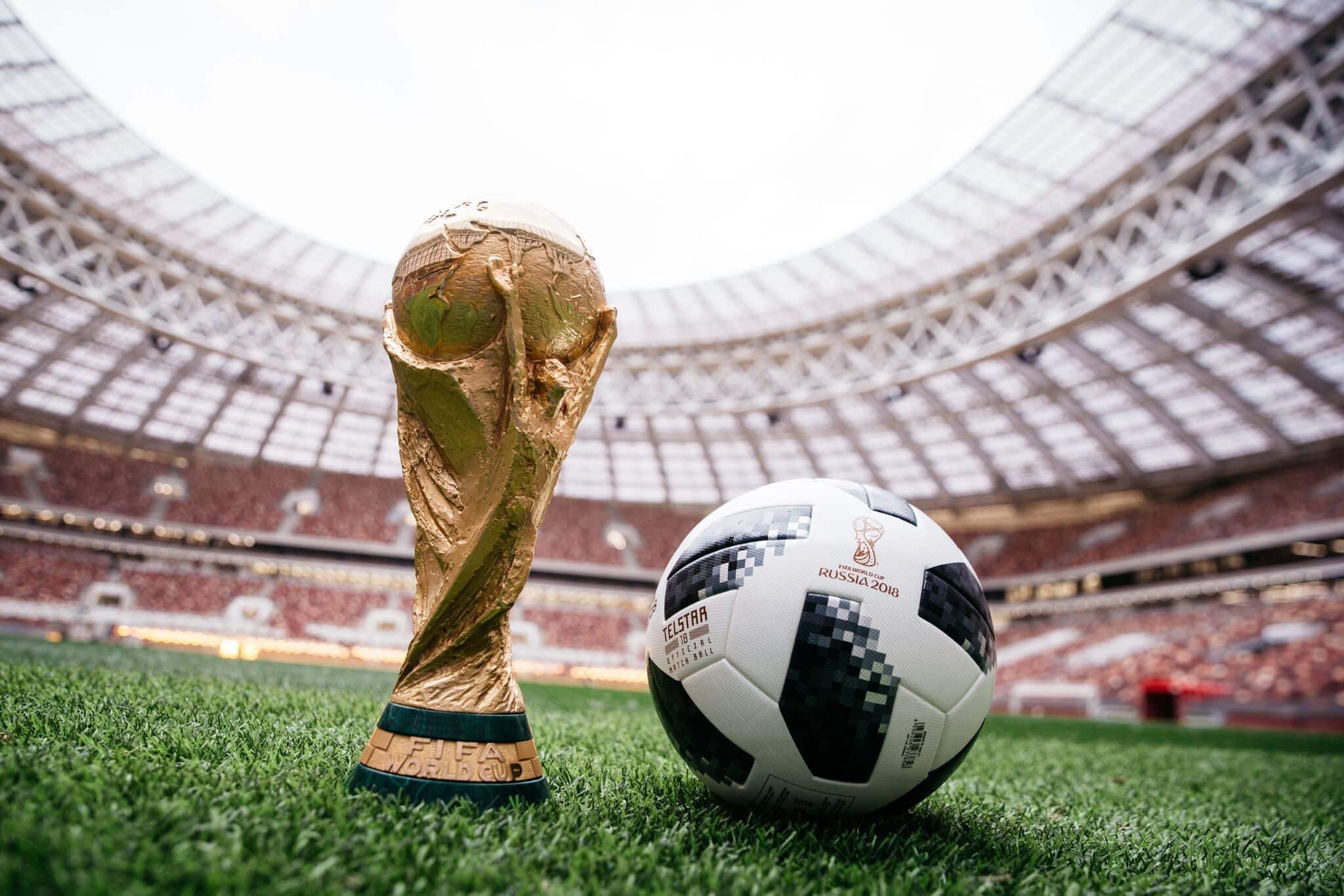super popular a4e02 a029b adidas dévoile le ballon officiel de la Coupe du Monde 2018 en Russie !