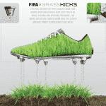 Grass Kicks : les chaussures de foot révolutionnaires qui vont prendre soin des pelouses!