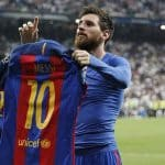 Lionel Messi va échanger son maillot du Clásico avec un fan